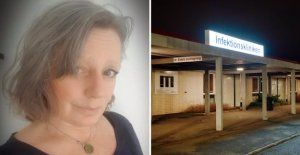 Icu registered nurse Her to resign in protest