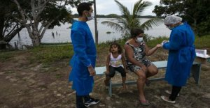 Latin America, the new epicenter of the Covid-19, links the records of death