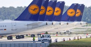 Lufthansa's board of directors says yes to the big aid package