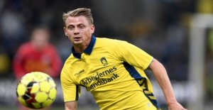Misses the match: Brondby-es must marry