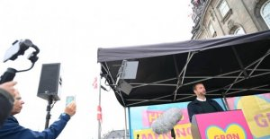 Morten Østergaard, threatening in turn the government with the climate choice