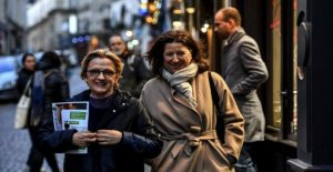 Municipal : hold On, Florence Berthout, combined with Rachida Dati