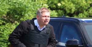 Rasmus Paludan was crying after assassination attempt