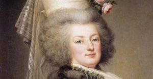 Researchers pierce the enigma of the letters of Marie-Antoinette to her lover