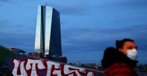 The ECB inflates to $ 600 billion to its program of repurchase of debt