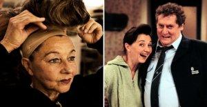 The actress, Carina Boberg's death