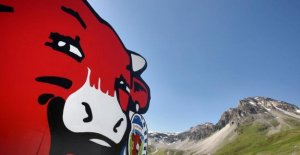 The laughing Cow offers a new look