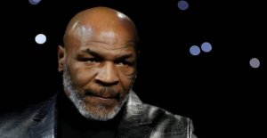 Would knock Tyson – so he was bogged down