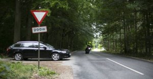 Alarming numbers of motorcyclists: Completely pointless