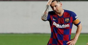 Big Barca-drama: Acquitted of Messi-bullying