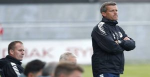 Carnage in Superliga-demote: Firing the coach and the team he will play