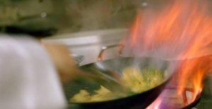 Cook according to Fødevarekontrollen: - We smoking often in the kitchen