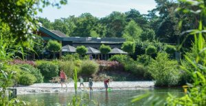 Coronasmittet family took holiday park: it is shown internationally and bathing