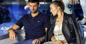Djokovic strikes again: It's a witch hunt