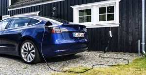 Do you do this with the electric car? - It may end up with a fire in the house