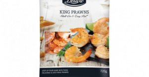 Food: Shrimp in Lidl's a year old