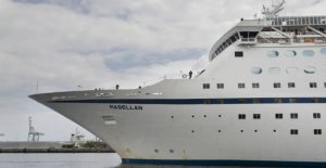 Industry styrtbløder: Cruise ship smoking for dismantling