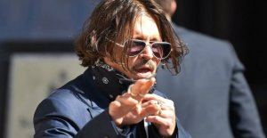Johnny Depp called hustrumishandler: Now goes it loose in court