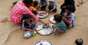 New crisis: Up to 12,000 per day at risk of hunger under the corona