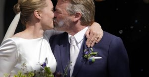 Newlyweds Mette: - I'm not very good at it here