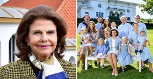 Queen Silvia's missing is, Do evil.