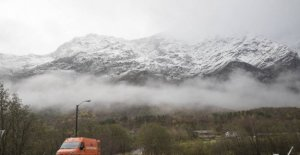 Send notification: NOW comes the snow in Norway
