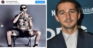 Shia LaBeouf's extreme move to the new filmrollen