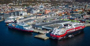 Shipping company defies the trend: Makes 14 ships ready for departure