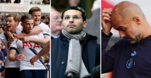 The discontent of the City's management team – to recruit five people