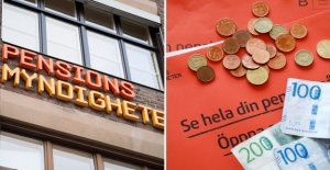 The pension increases by 2021 – although the alarm about the coronasmäll