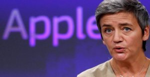 Vestager lose milliardsag about Apple's miniskat in Europe