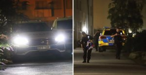 A Man stabbed in a Stockholm, sweden – great effort