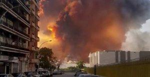 Ambassadørfrue death in explosion in Beirut