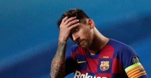 Destroyed Messi: Photo goes viral