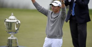 Eagle ensures the 23-year-old Major-triumph