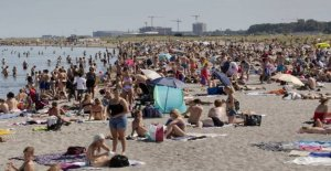 Excessive heat on the way: the Risk of regional heat wave
