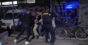 Fines and uproar: Police crackdown