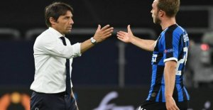 Inter-boss of Eriksen: - Everything looks suddenly positive