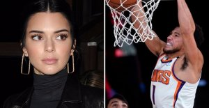 Kendall Jenners response to romansryktet with the NBA star