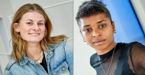 Lesbian couple in new realityprogram: it's Hard to be two strong women in a relationship