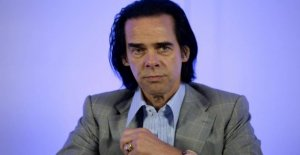 Nick Cave with the serious challenge