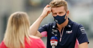 Positive coronatest gives Nico Hülkenberg second chance in Formula 1