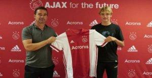 Rekordsalg: Danish stortalent to Ajax