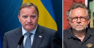 Stop playing hide-and-seek, now, with Stefan Löfven