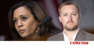 The ÅhlundKamala Harris, is spot-on, let The sweat