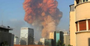 Thousands of people injured and at least 78 died in the violent explosion in Beirut