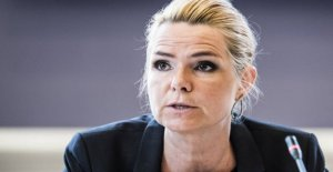 Witness the challenger Støjberg: Key document was dead and gone