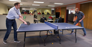 The Many Benefits of an Office Ping Pong Table