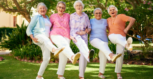 Healthy retirement living: What does it take?