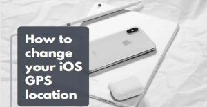 How to change your iOS GPS location